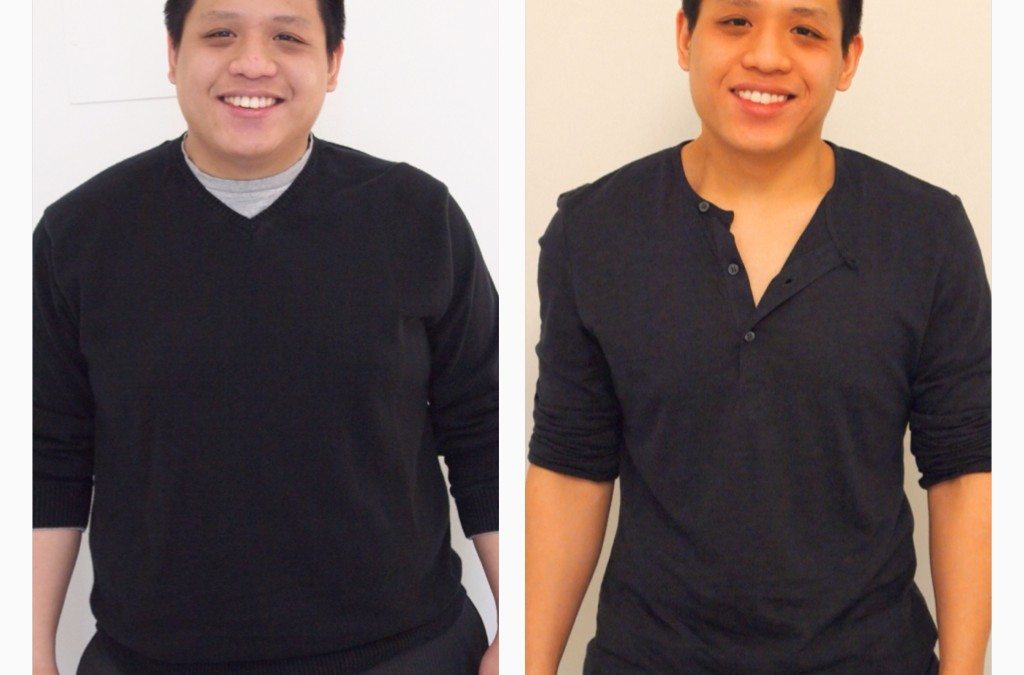 Bryan's weight loss testimonial on video!