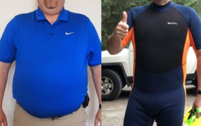 Tips from George Watson who lost over 100lbs