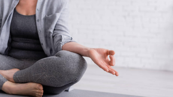 meditation will help you lose weight and keep it off